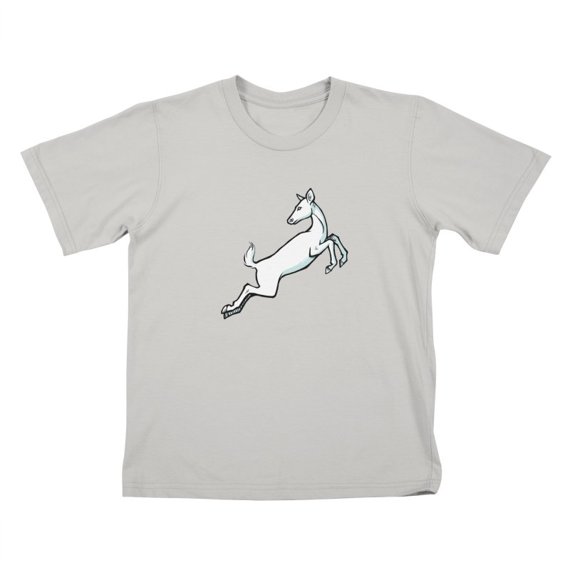 the Hind Kids T-shirt by Supersticery Shop