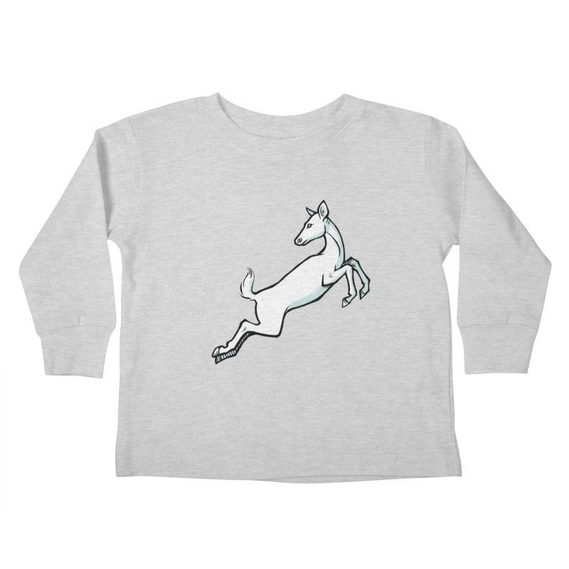 the Hind Kids Toddler Longsleeve T-Shirt by Supersticery Shop