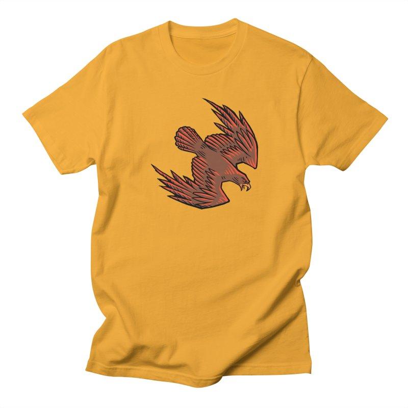 the Hawk Women's Unisex T-Shirt by Supersticery Shop