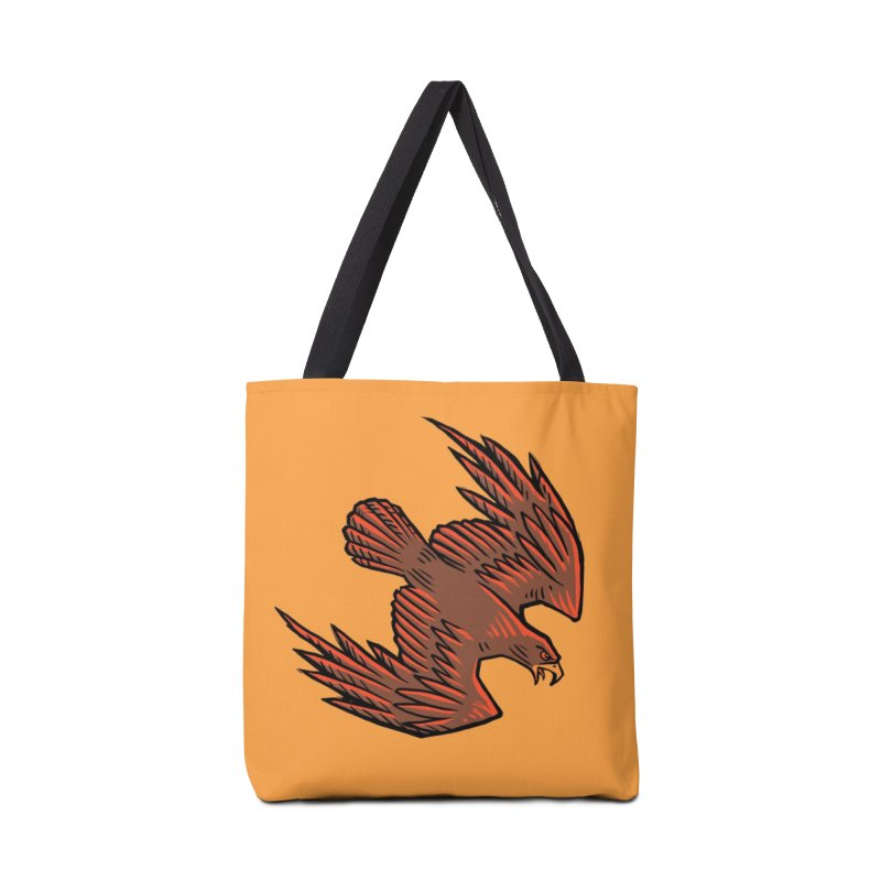 the Hawk Accessories Bag by Supersticery Shop