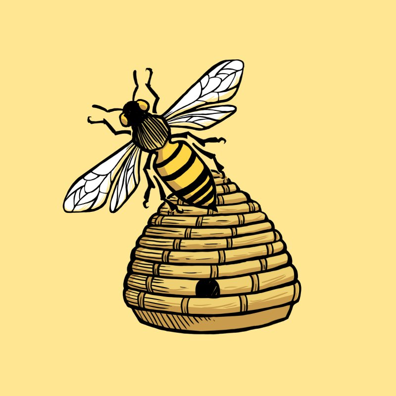 the Hive Kids T-Shirt by Supersticery Shop