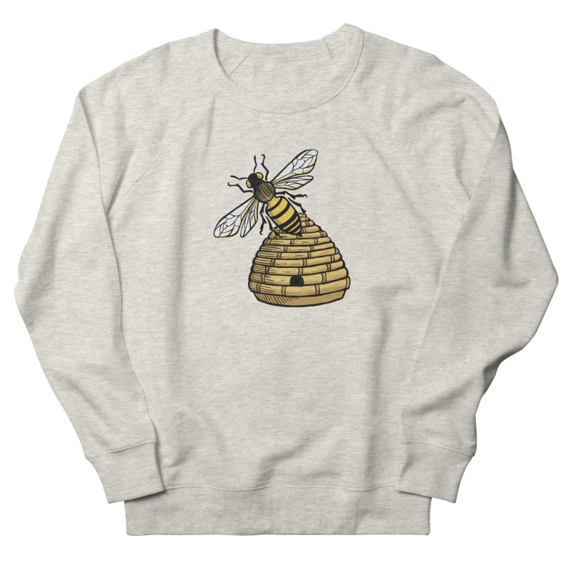 the Hive Women's French Terry Sweatshirt by Supersticery Shop