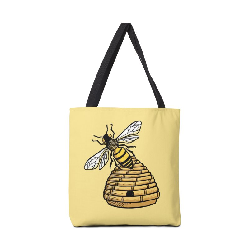 the Hive Accessories Bag by Supersticery Shop