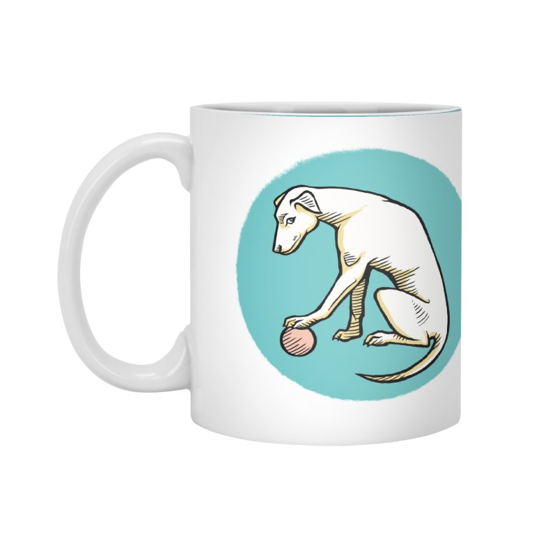 the Hound Accessories Standard Mug by Supersticery Shop