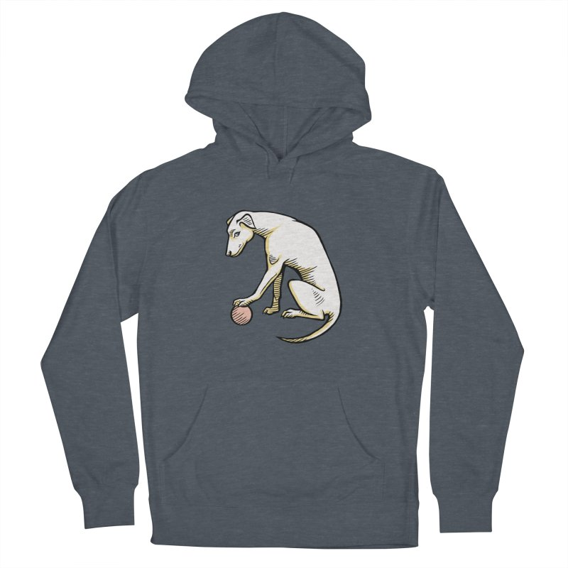 the Hound Women's Pullover Hoody by Supersticery Shop