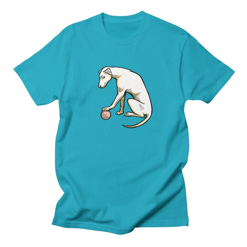 the Hound Women's Regular Unisex T-Shirt by Supersticery Shop