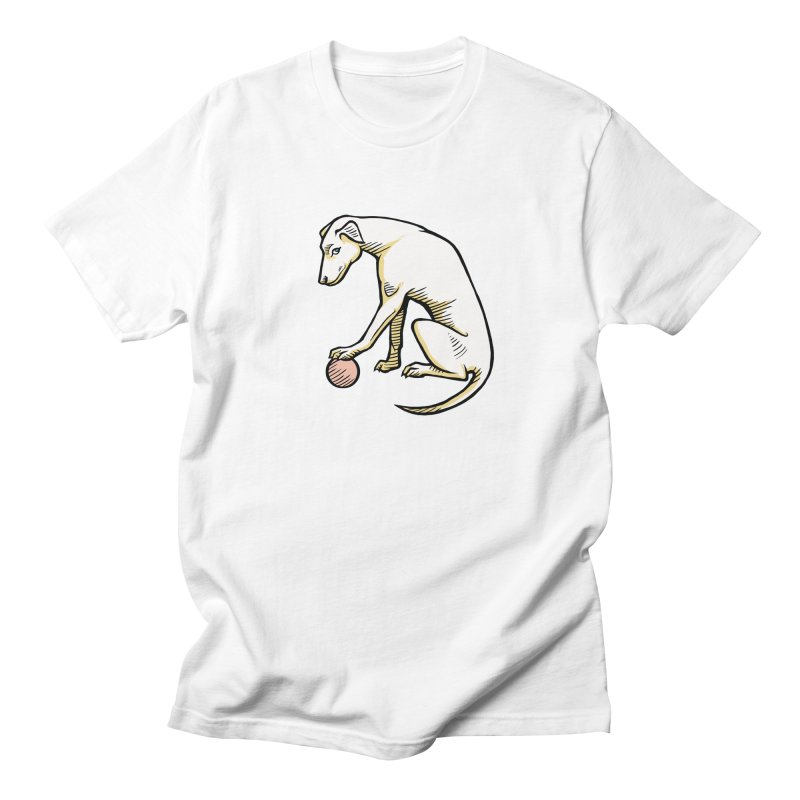 the Hound Men's T-shirt by Supersticery Shop