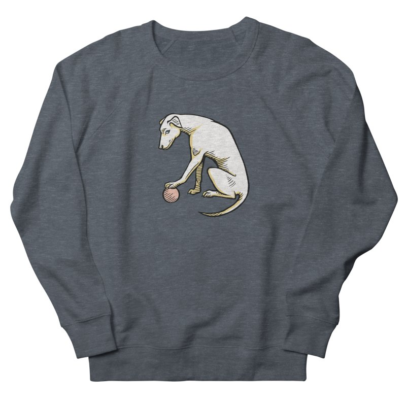 the Hound Women's French Terry Sweatshirt by Supersticery Shop