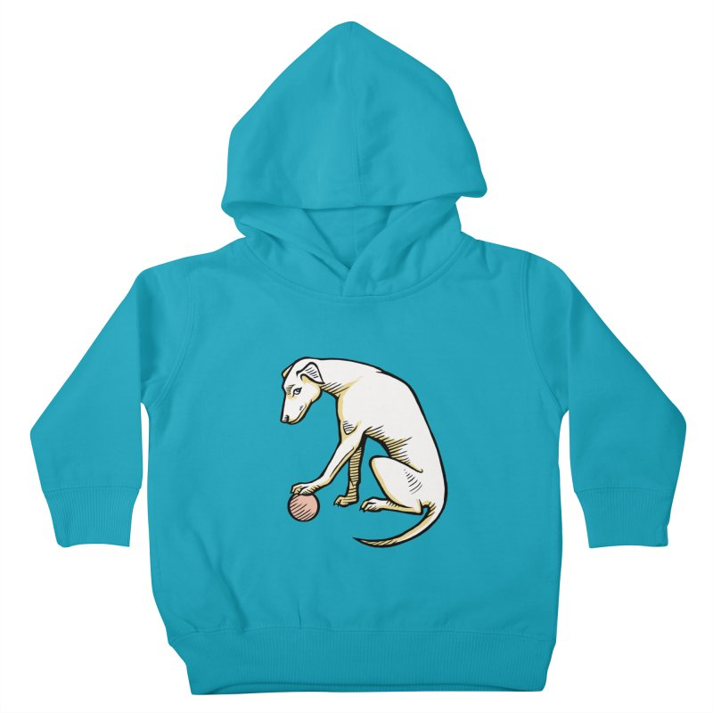 the Hound Kids Toddler Pullover Hoody by Supersticery Shop
