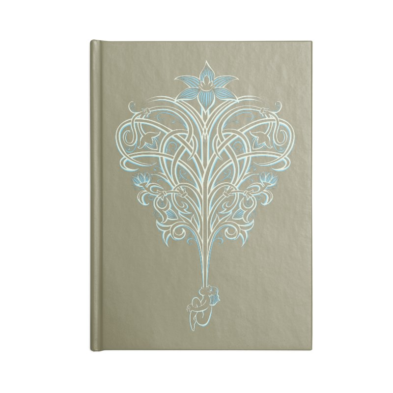 Greenman Accessories Notebook by Supersticery Shop