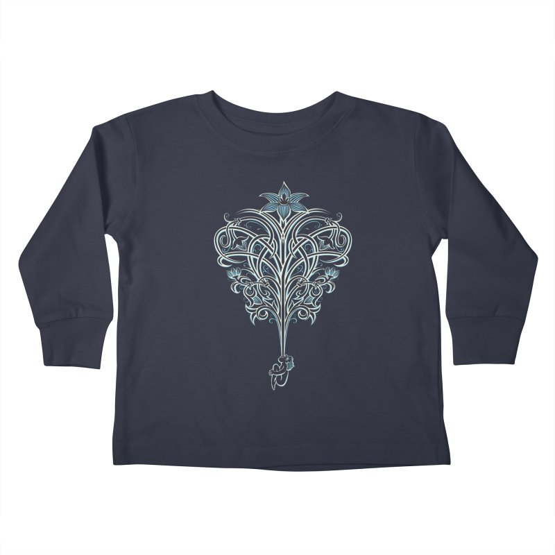 Greenman Kids Toddler Longsleeve T-Shirt by Supersticery Shop