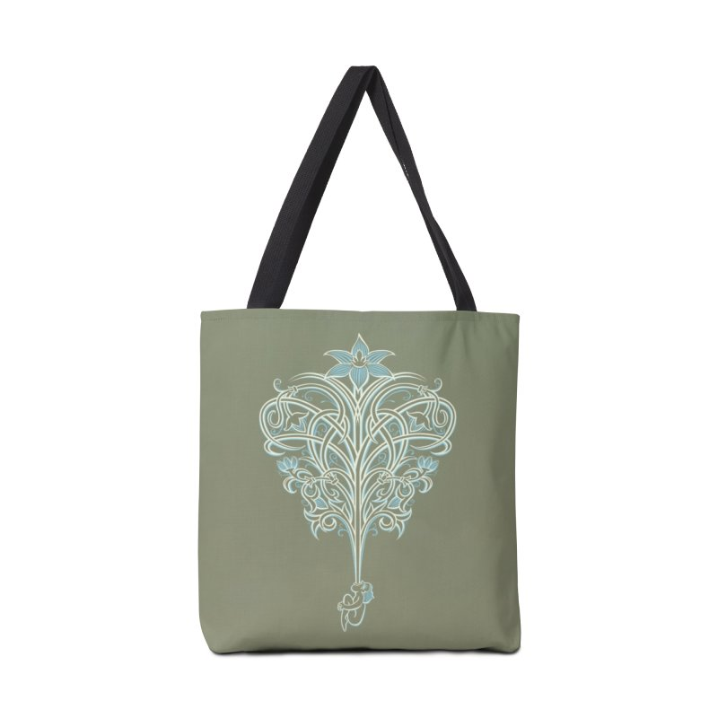 Greenman Accessories Bag by Supersticery Shop