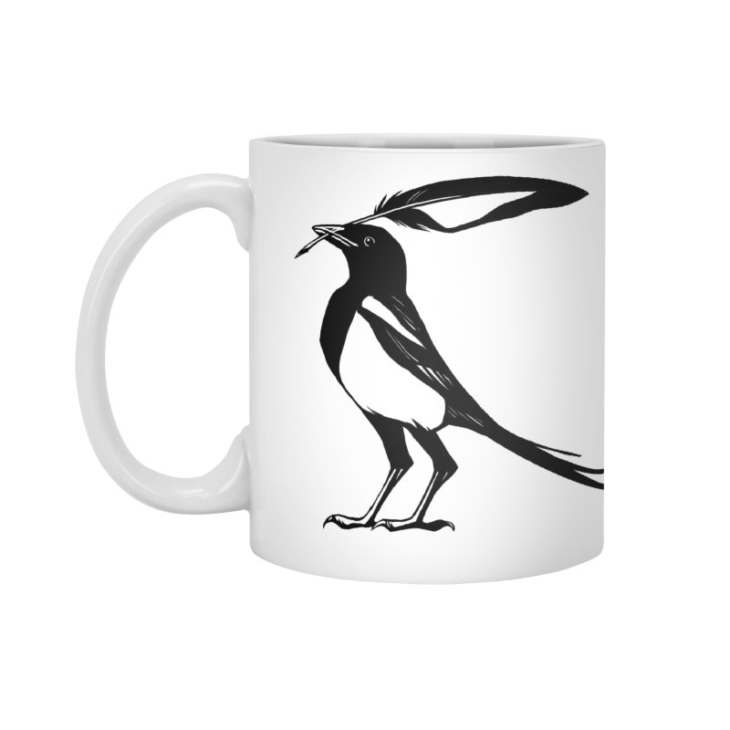 the Scribe Accessories Mug by Supersticery Shop