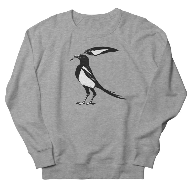 the Scribe Women's French Terry Sweatshirt by Supersticery Shop