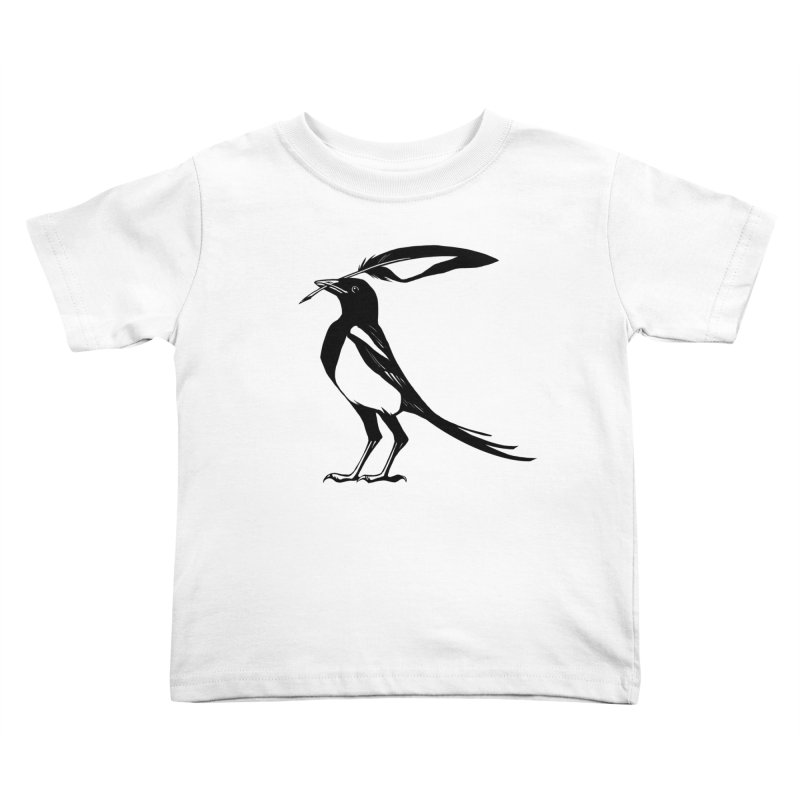 the Scribe Kids Toddler T-Shirt by Supersticery Shop
