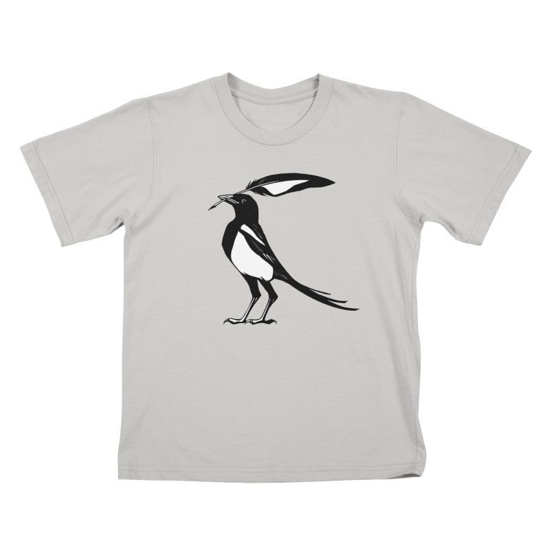 the Scribe Kids T-shirt by Supersticery Shop