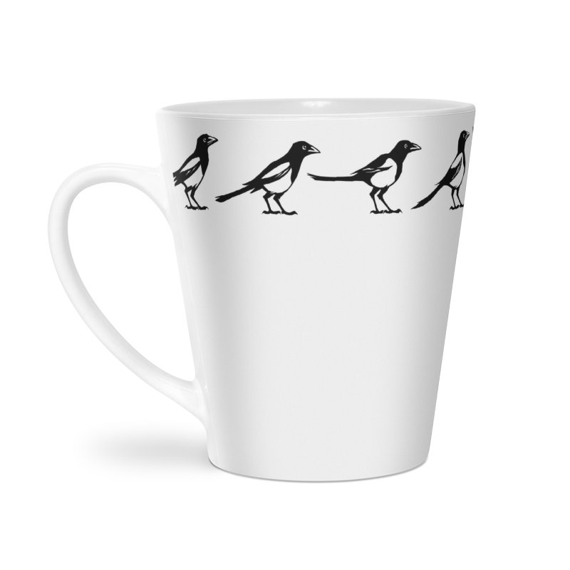 a Tiding in Latte Mug by Supersticery Shop