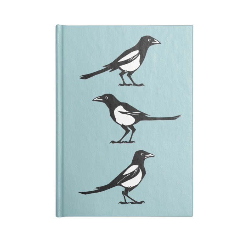 a Tiding in Blank Journal Notebook by Supersticery Shop