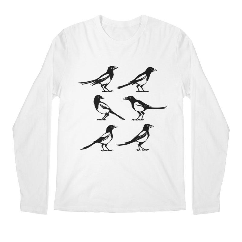 a Tiding Men's Regular Longsleeve T-Shirt by Supersticery Shop