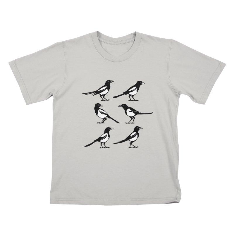a Tiding Kids T-shirt by Supersticery Shop