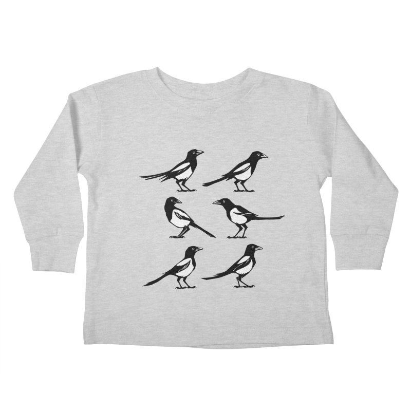 a Tiding Kids Toddler Longsleeve T-Shirt by Supersticery Shop
