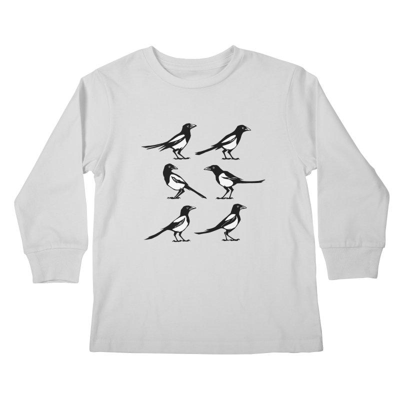 a Tiding Kids Longsleeve T-Shirt by Supersticery Shop
