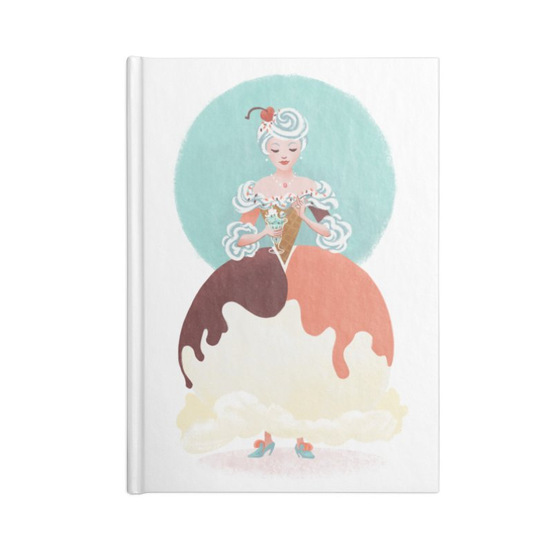 Parfait Princess Accessories Notebook by Supersticery Shop