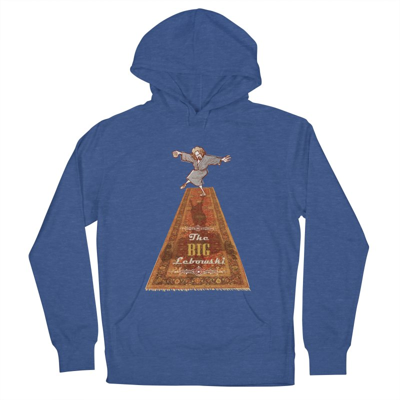 This Tshirt really ties the room together Women's Pullover Hoody by supmon's Artist Shop