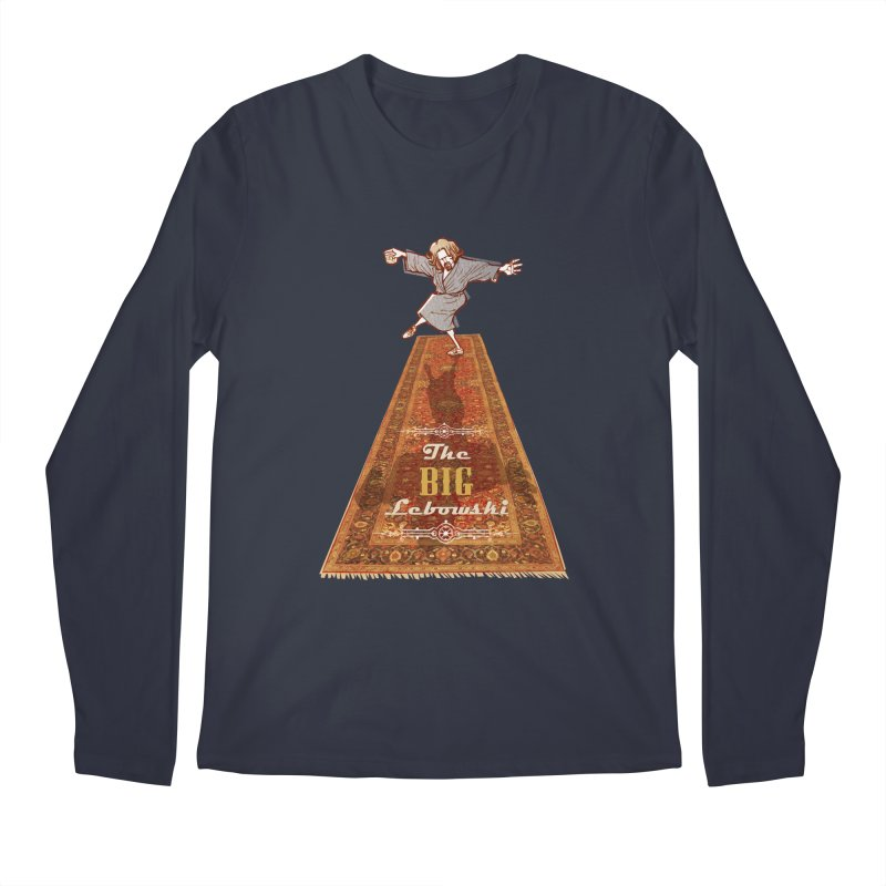 This Tshirt really ties the room together Men's Longsleeve T-Shirt by supmon's Artist Shop