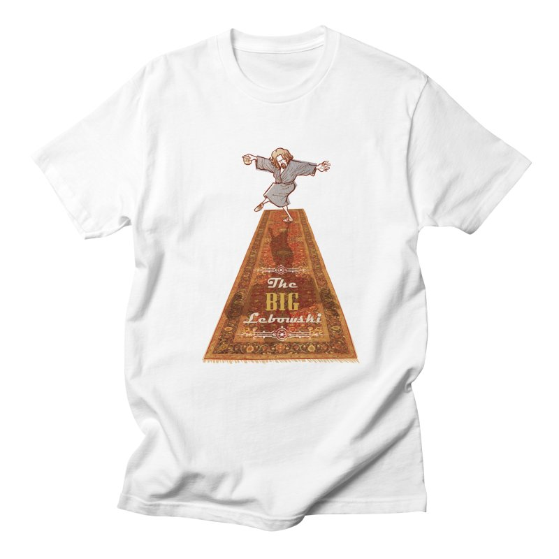 This Tshirt really ties the room together Women's Unisex T-Shirt by supmon's Artist Shop