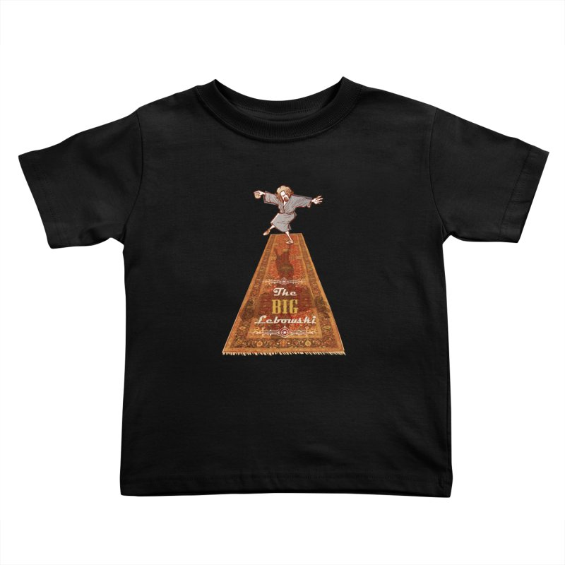 This Tshirt really ties the room together Kids Toddler T-Shirt by supmon's Artist Shop