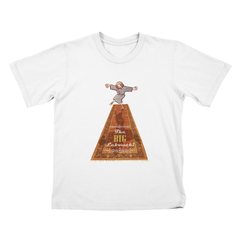 This Tshirt really ties the room together Kids T-Shirt by supmon's Artist Shop