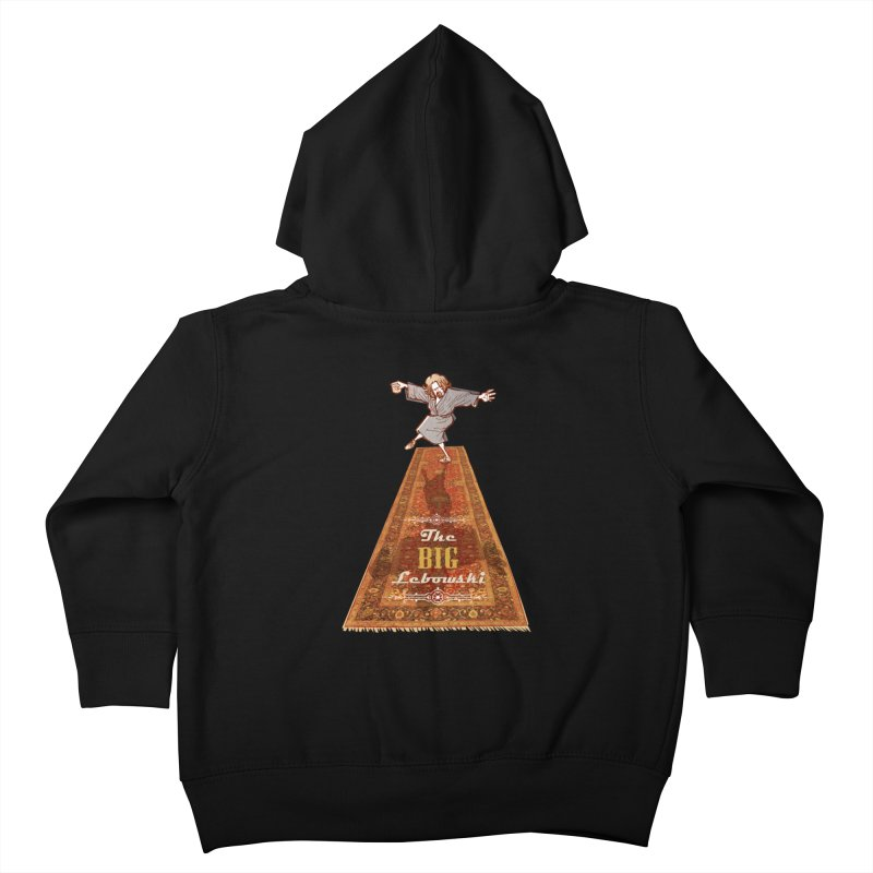 This Tshirt really ties the room together Kids Toddler Zip-Up Hoody by supmon's Artist Shop