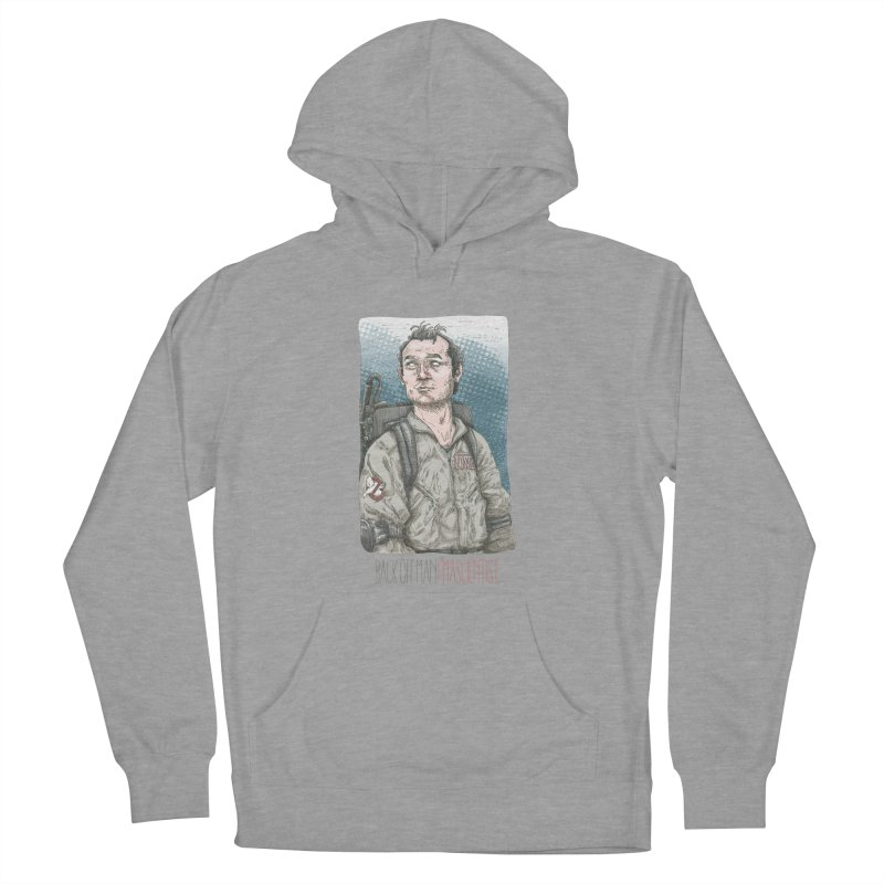 Back off Man, I'm a Scientist  Women's Pullover Hoody by supmon's Artist Shop