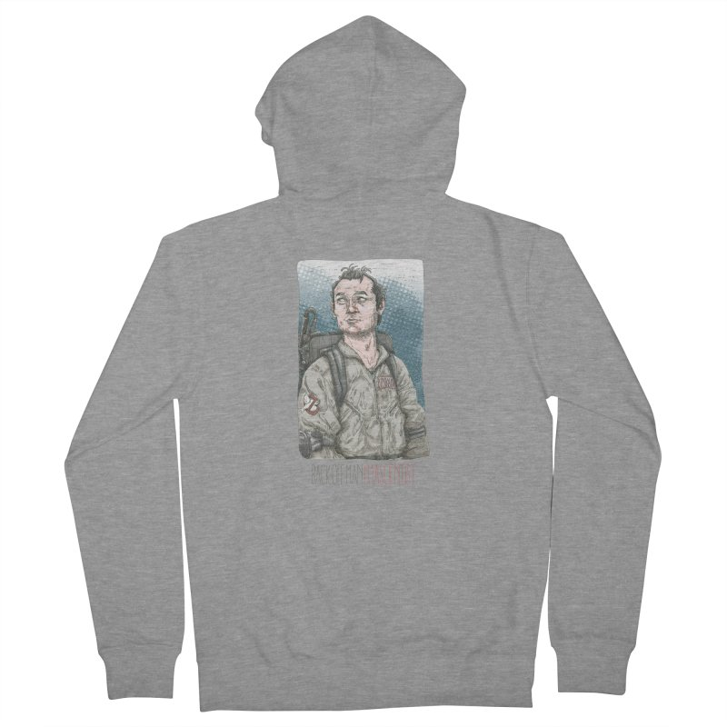 Back off Man, I'm a Scientist  Women's Zip-Up Hoody by supmon's Artist Shop