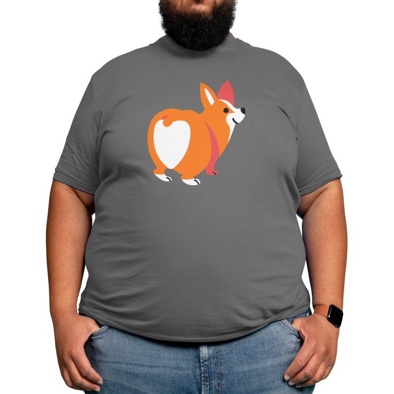 Corgi Butt Men's T-Shirt by Susann Hoffmann