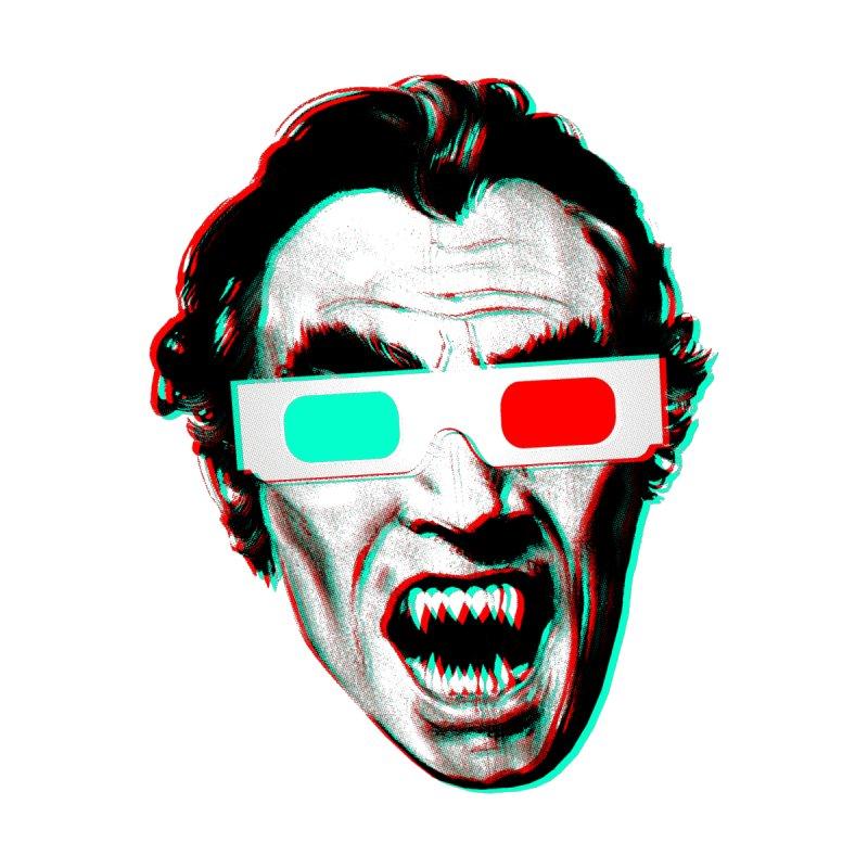 3D Horror Men's Triblend T-Shirt by Sushilove Official Store