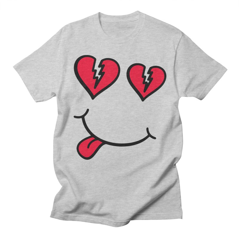 Crazyinlove Men's T-Shirt by Sushilove's Store
