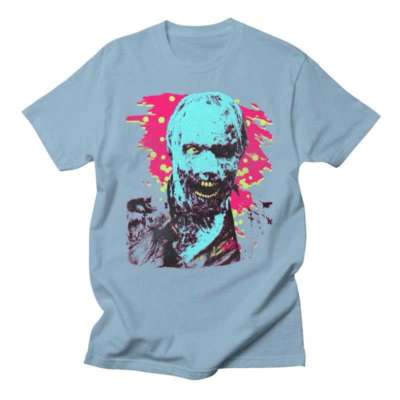 Pop Zombie Men's T-shirt by Sushilove Official Store