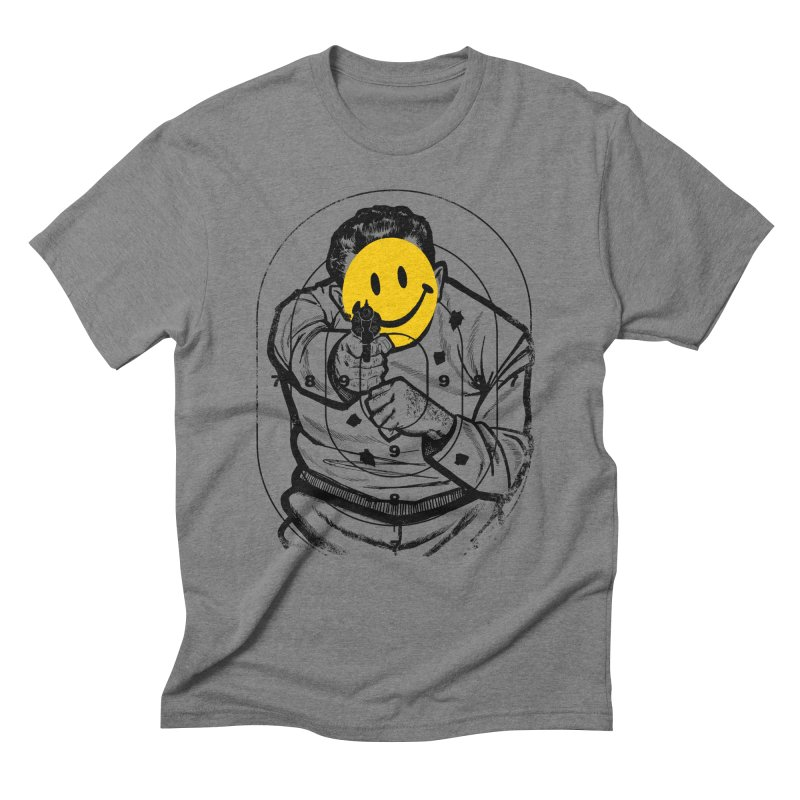 Smile! Men's Triblend T-Shirt by Sushilove Official Store