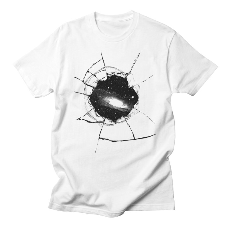 Space Breach Men's T-shirt by Sushilove Official Store