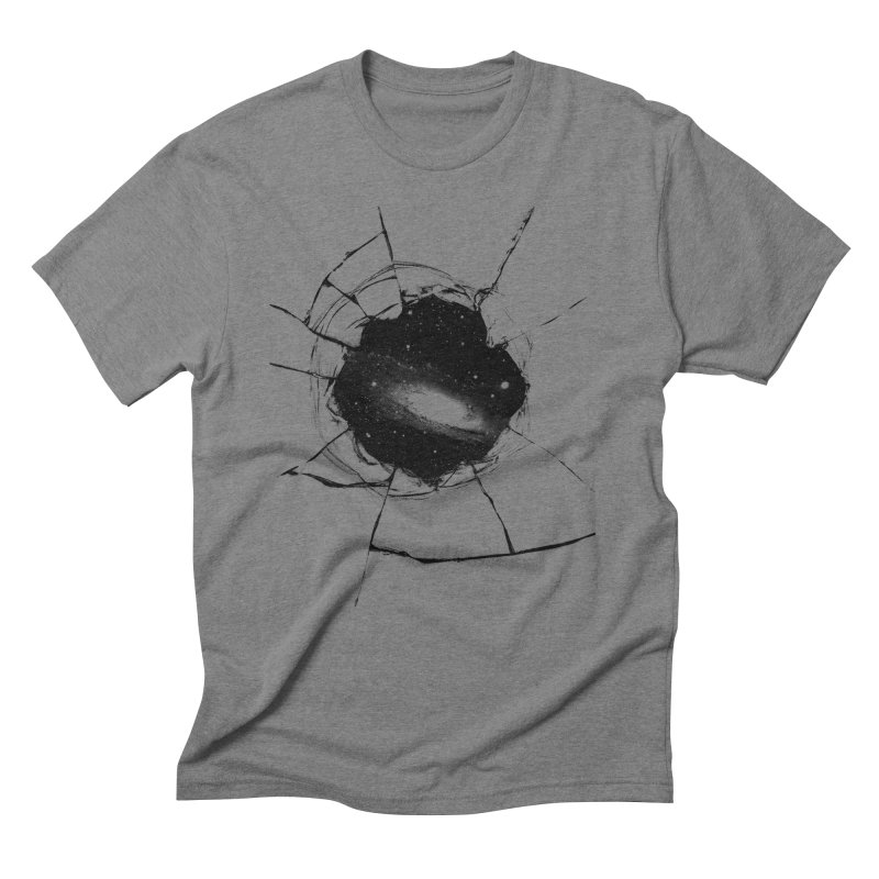 Space Breach Men's Triblend T-shirt by Sushilove Official Store