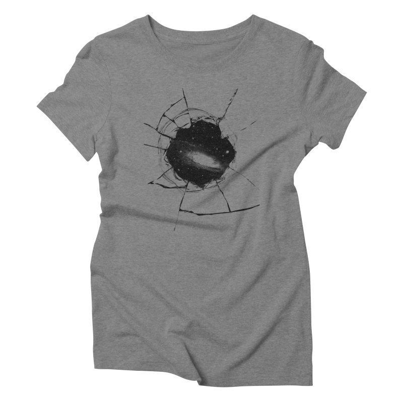 Space Breach Women's Triblend T-Shirt by Sushilove Official Store