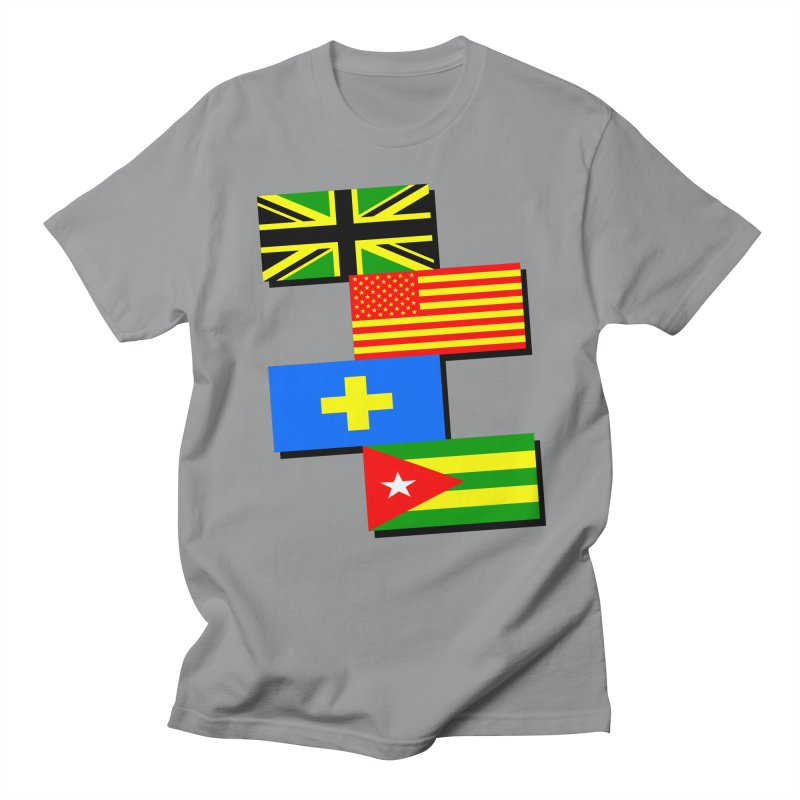 United Nations Men's T-Shirt by Sushilove's Store
