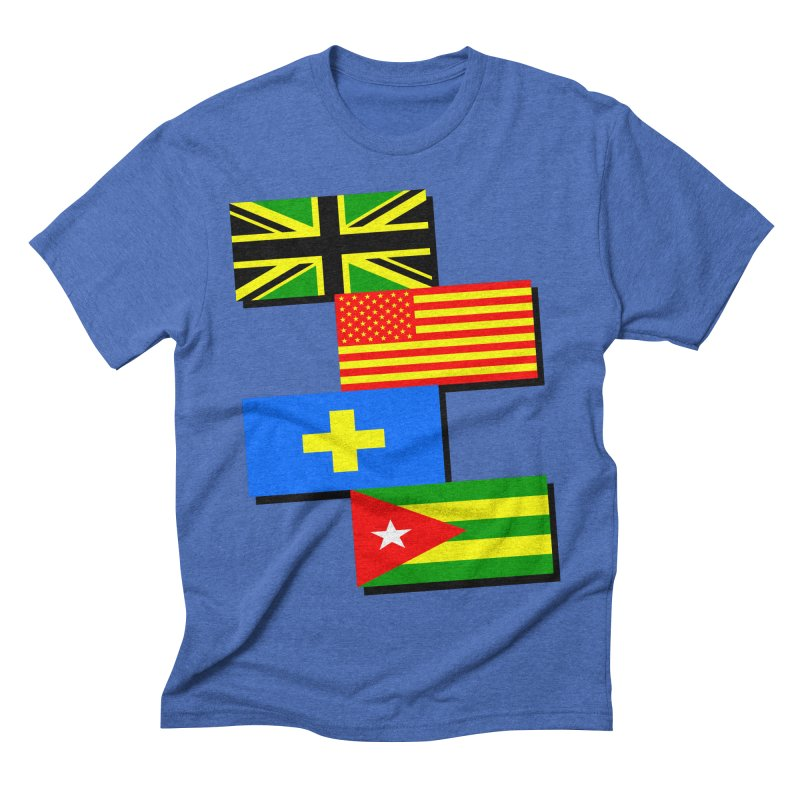 United Nations Men's Triblend T-shirt by Sushilove Official Store