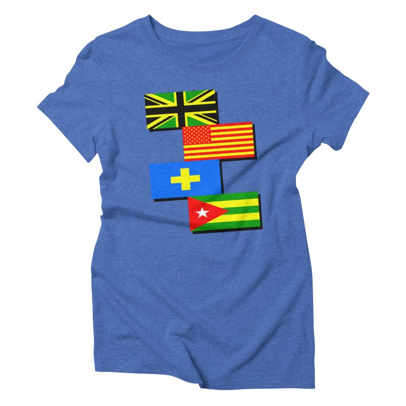United Nations Women's Triblend T-shirt by Sushilove Official Store
