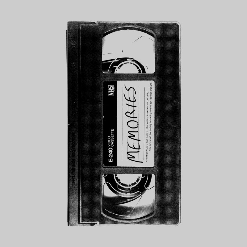 VHS Memories by Sushilove Official Store