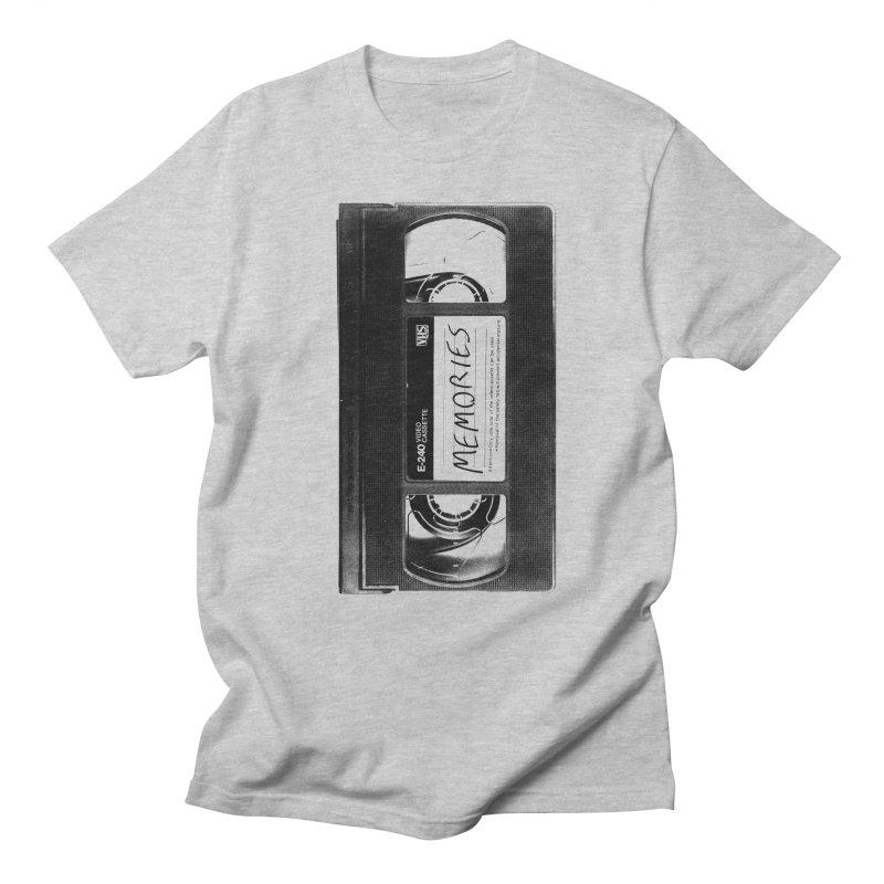 VHS Memories Men's T-shirt by Sushilove Official Store