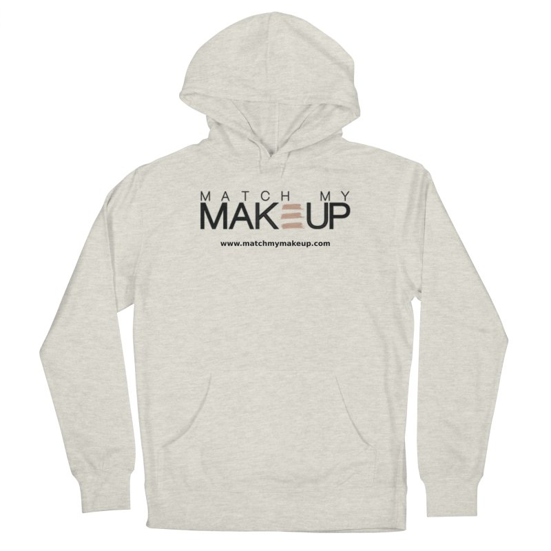 Match My Makeup Women's French Terry Pullover Hoody by SushiMouse's Artist Shop