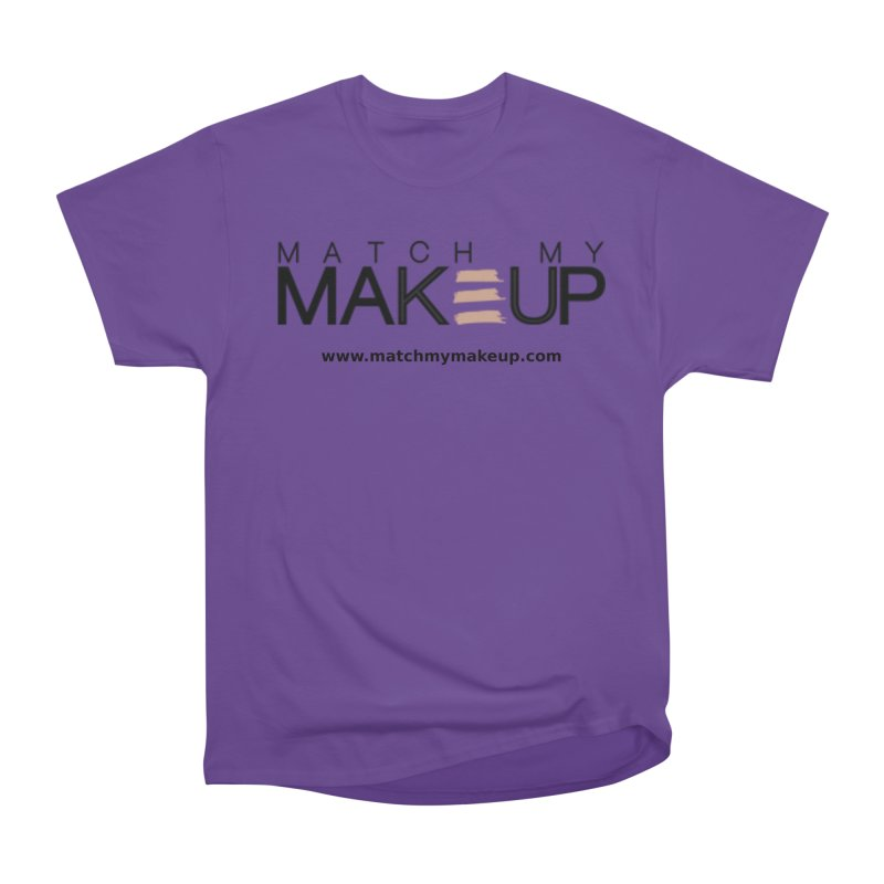 Match My Makeup Women's Classic Unisex T-Shirt by SushiMouse's Artist Shop